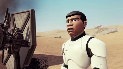 Disney Infinity 3.0 - Star Wars The Force Awakens Play Set