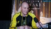 Destiny 2 - Jared Berbach Interview