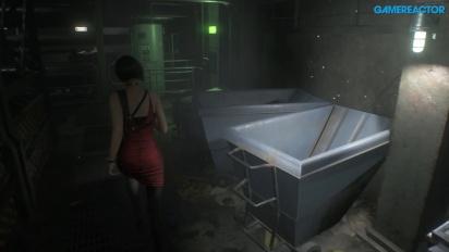 Resident Evil 2 - Gameplay mit Ada Wong