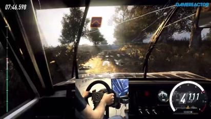 Dirt Rally 2.0 - Unfall im polnischen Schotter (Gameplay)