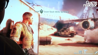 E3 12: Spec Ops: The Line - Gameplay 2