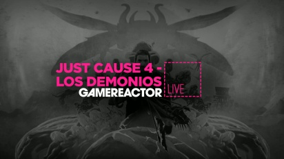 Just Cause 4: Los Demonios (DLC) - Livestream-Wiederholung