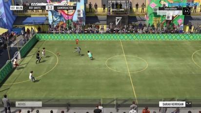 FIFA 21 Volta - Die ersten 25 Minuten