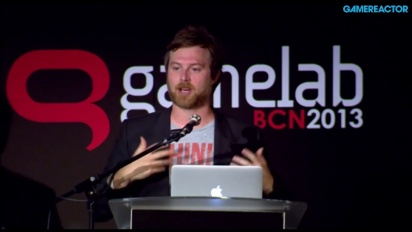 Patrice Desilets - Gamelabs Session