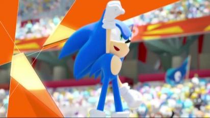 Mario & Sonic bei den Olympischen Spielen: London 2012 - Launch-Trailer