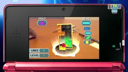 Tetris - 3DS Trailer