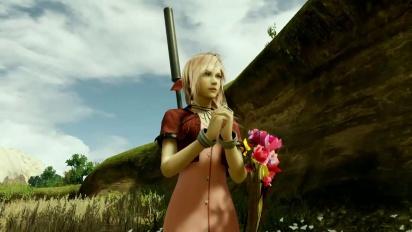 Lightning Returns Final Fantasy XIII - Aerith Trailer