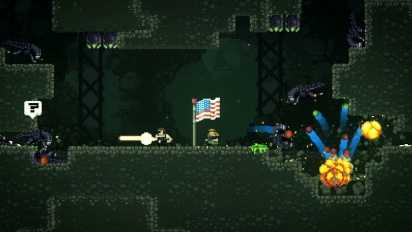 Broforce - Alien Infestation Update