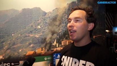 Sniper Elite 4 - Interview Chris Payton