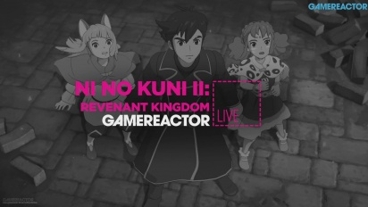 Ni no Kuni II: Schicksal eines Königreichs - Vorveröffentlichungs-Livestream