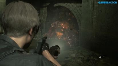 Resident Evil 2 - Leon S. Kennedy Kanal-Gameplay