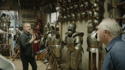 Fechtbuch: The Real Swordfighting behind Kingdom Come - Trailer