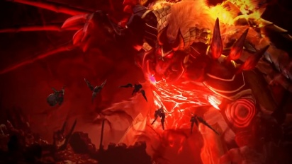 God Eater 3 - Extended Multiplayer Trailer