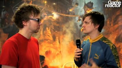 Gameglobe - Interview Rune Vendler
