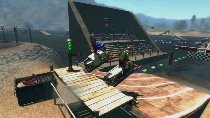 Trials Evolution - Player-Made Madness Trailer