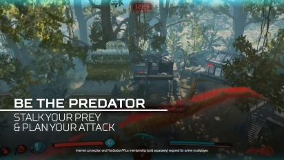 Predator: Hunting Grounds - Be The Predator