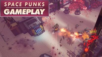 Space Punks - Eigenes Gameplay