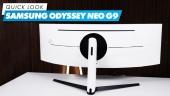 Samsung Odyssey Neo G9: Quick Look