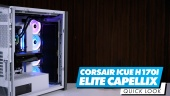 CPU-Kühler Corsair iCUE H170i Elite Capellix Liquid: Quick Look
