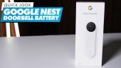 Video-Türklingel für Google Nest: Quick Look