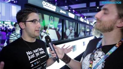 E3 13: Octodad: Dadliest Catch - Interview Philip Tibitoski