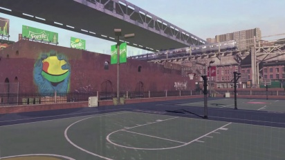 NBA 2K15 - Welcome to My Park - PS3 and PS4