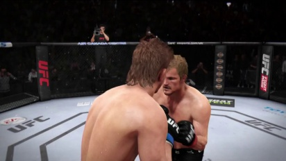 EA Sports UFC - Free Content Update no.3: Nelson & Kennedy