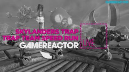 Skylanders Trap Team - Speedrun & The Witcher 3: Wild Hunt - Livestream-Wiederholung