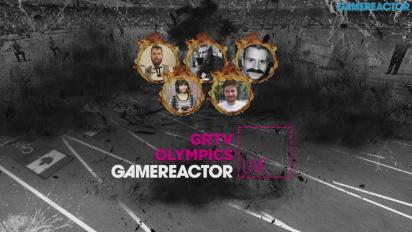 GRTV Olympics - Runde 3 - Livestream-Wiederholung