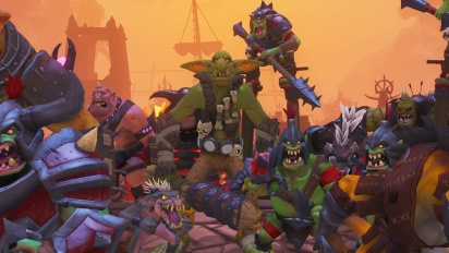 Orcs Must Die! Unchained - PS4 Trailer
