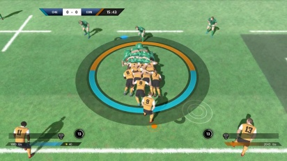 Rugby 18 - Gameplay Demonstration