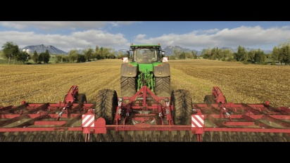 Farming Simulator 19 - E3 2018 Trailer