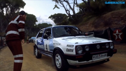Dirt Rally 2.0 - Exklusives Gameplay (PC-Version)