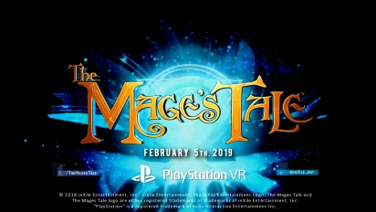 The Mage's Tale - PS VR Trailer