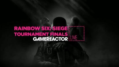 Rainbow Six: Siege - PS4-Turnier Finale (Livestream-Aufzeichnung)