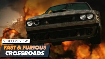 Fast & Furious Crossroads - Videokritik