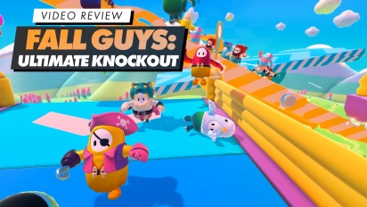 Fall Guys: Ultimate Knockout - Videokritik