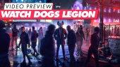 Watch Dogs: Legion - Vorschauvideo