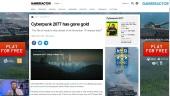 GRTV News - Goldstatus für Cyberpunk 2077