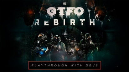 GTFO - Rebirth-Rundown mit den Entwicklern (vollständiger Playthrough)