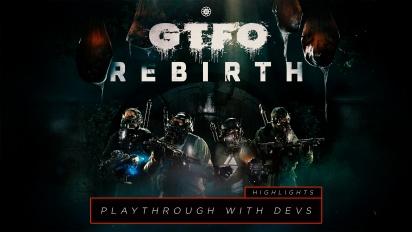 GTFO - ''Rebirth'' Rundown mit den Entwicklern (Highlights)
