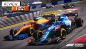 F1 2021 - Videokritik