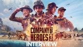 Company of Heroes 3 - Interview mit Matt Philip und Báirbre Bent