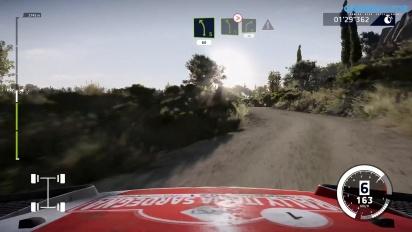 WRC 10 - Komplette Italia-Sardegna-Rallye (Gameplay)