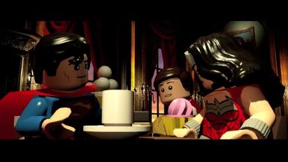 Lego Batman 3: Jenseits von Gotham - Comic-Con Trailer (Deutsch)