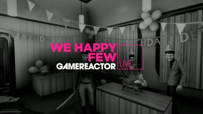 We Happy Few - Livestream-Wiederholung (deutschsprachig - Christian Gaca)