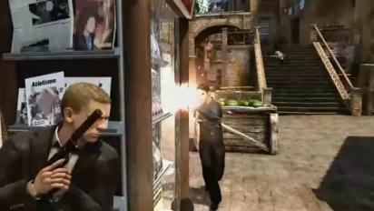 Quantum of Solace - Cover Combat Trailer