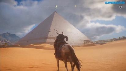 Assassin's Creed Origins - Unsere Reise quer durch Ägypten
