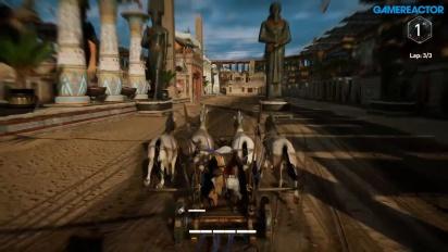Assassin's Creed Origins - Pferdewagenrennen