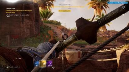 Assassin's Creed Origins - Einmarsch ins feindliche Lager